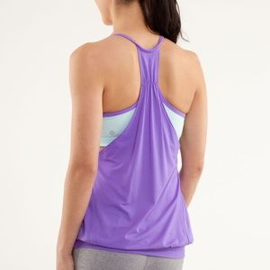 Lululemon No Limits Tank Sz 4
